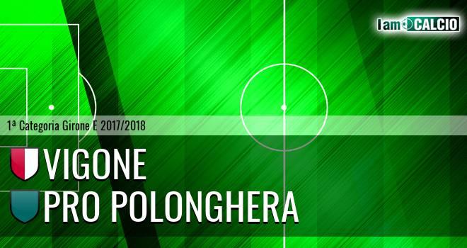 Vigone - Pro Polonghera