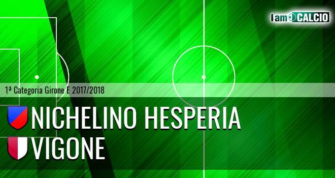 Nichelino Hesperia - Vigone