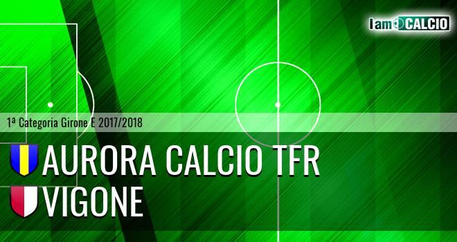 Aurora Calcio TFR - Vigone