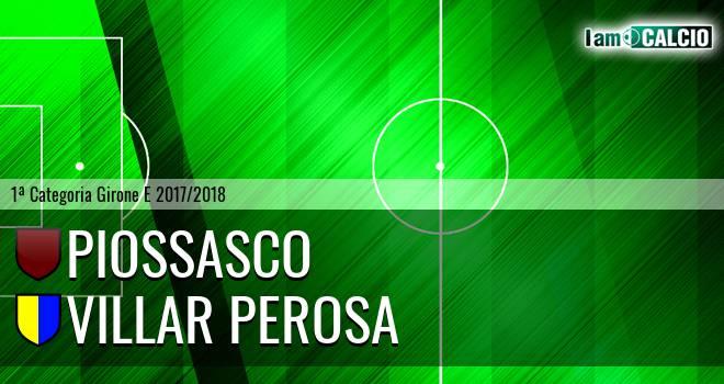 Piossasco - Villar Perosa