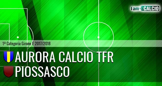 Aurora Calcio TFR - Piossasco