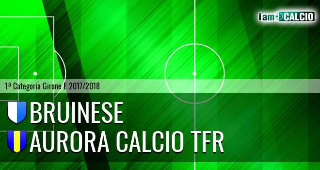 Bruinese - Aurora Calcio TFR