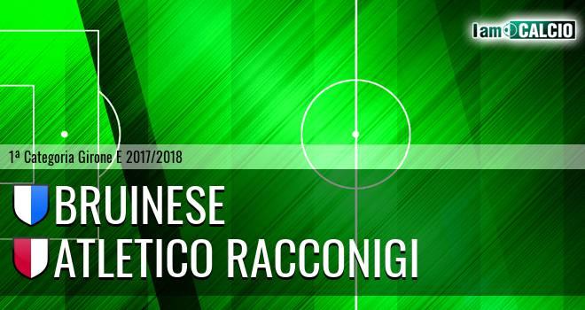 Bruinese - Atletico Racconigi