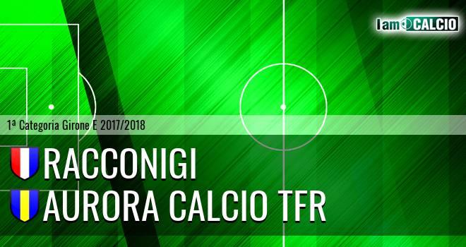 Racconigi - Aurora Calcio TFR