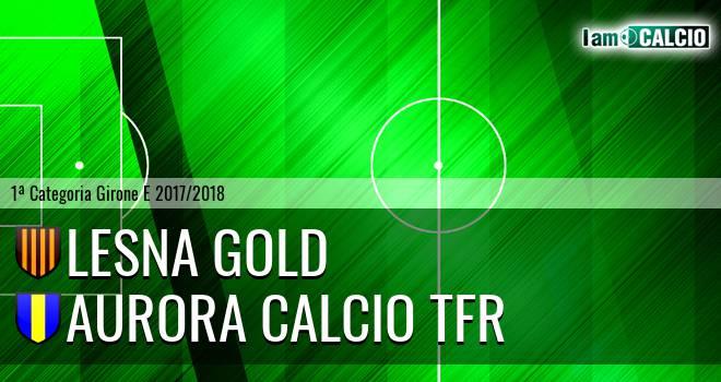 Lesna Gold - Aurora Calcio TFR