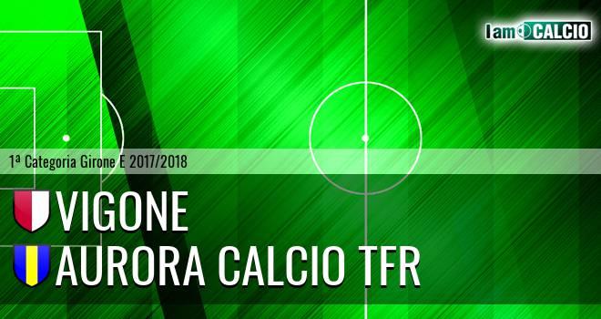Vigone - Aurora Calcio TFR