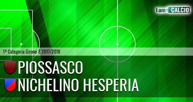 Piossasco - Nichelino Hesperia