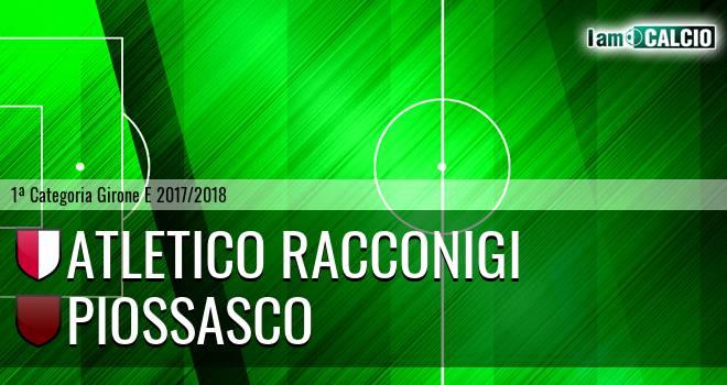 Atletico Racconigi - Piossasco