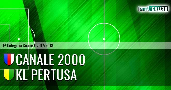 Canale 2000 - KL Pertusa