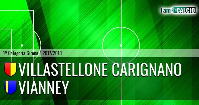 Villastellone Carignano - Vianney