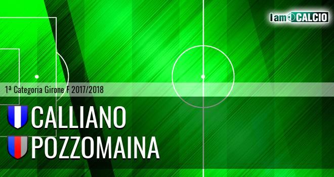 Calliano - Pozzomaina
