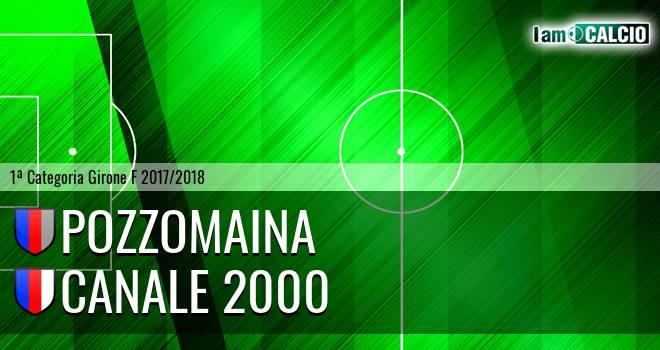 Pozzomaina - Canale 2000