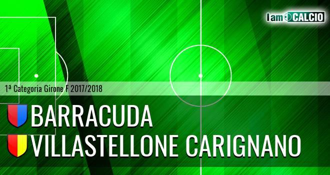 Barracuda - Villastellone Carignano