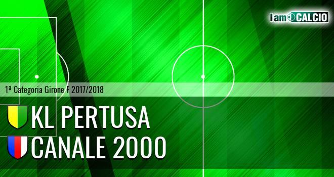 KL Pertusa - Canale 2000