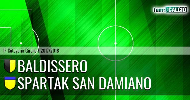 Baldissero - Spartak San Damiano