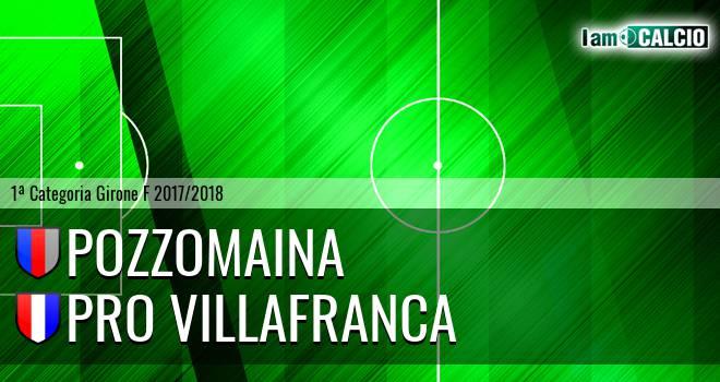 Pozzomaina - Pro Villafranca