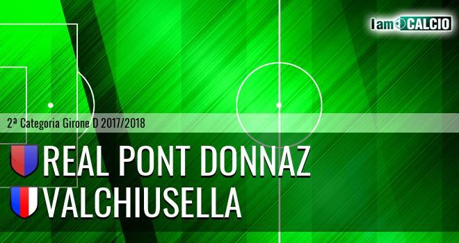Real Pont Donnaz - Valchiusella