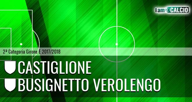 Castiglione - Busignetto Verolengo
