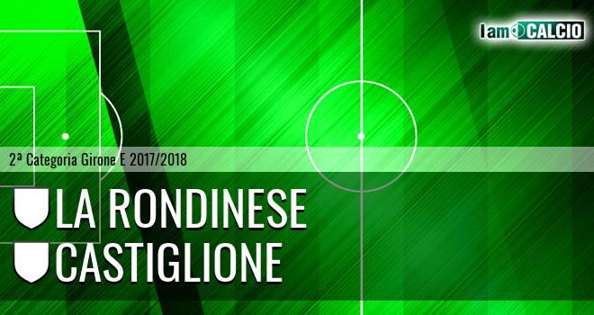 La Rondinese - Castiglione