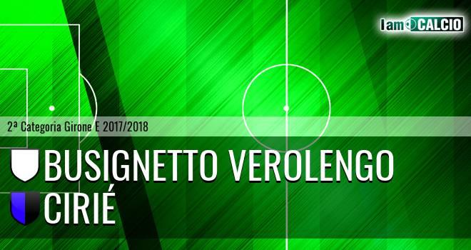Busignetto Verolengo - Cirié