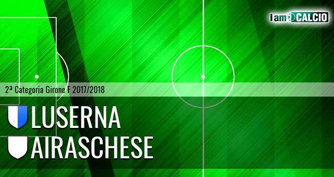 Luserna - Airaschese