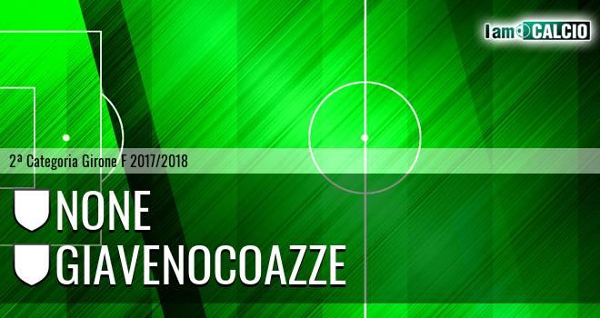 None - GiavenoCoazze