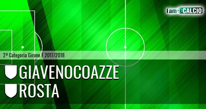 GiavenoCoazze - Rosta