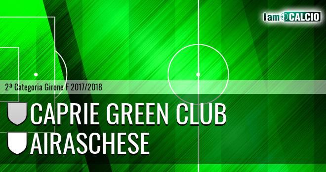 Caprie Green Club - Airaschese