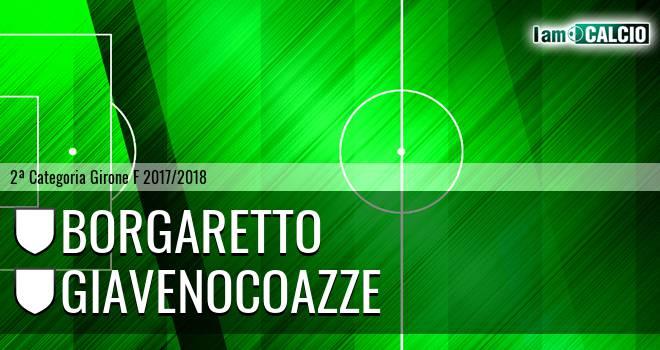 Borgaretto - GiavenoCoazze
