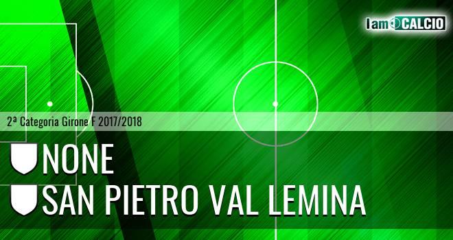 None - San Pietro Val Lemina