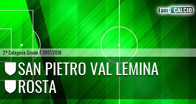 San Pietro Val Lemina - Rosta