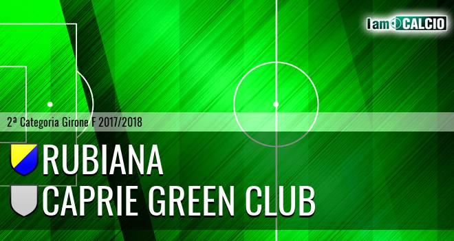 Rubiana - Caprie Green Club