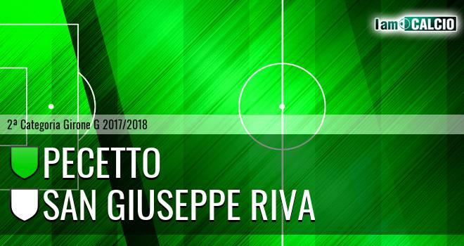 Pecetto - San Giuseppe Riva