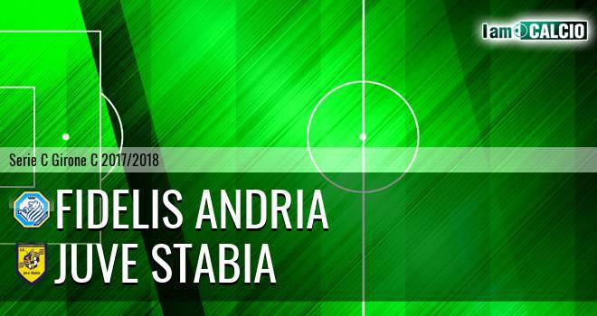 Fidelis Andria - Juve Stabia