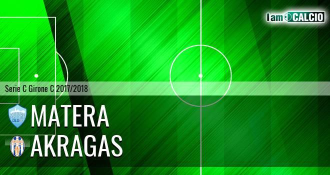Matera - Olimpica Akragas