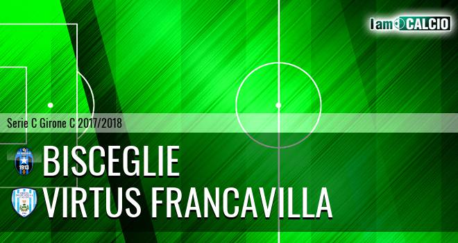 Bisceglie - Virtus Francavilla