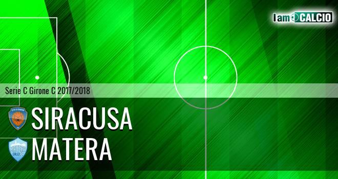 Siracusa - Matera