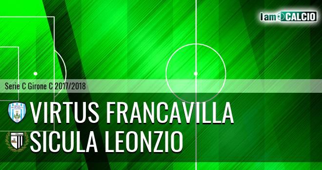 Virtus Francavilla - Sicula Leonzio