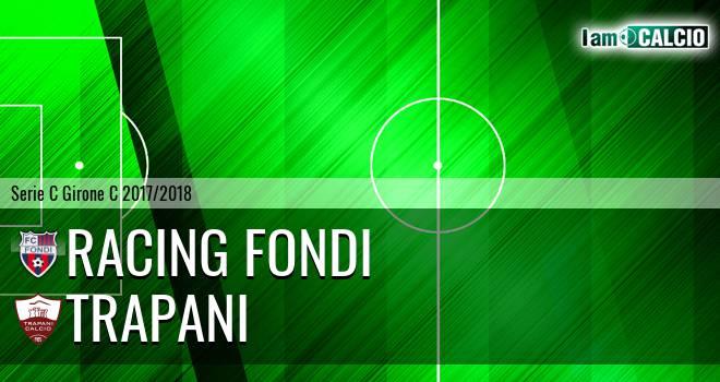Racing Fondi - Trapani