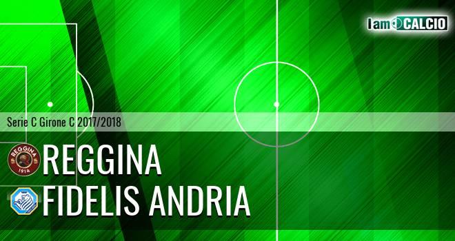 Reggina - Fidelis Andria