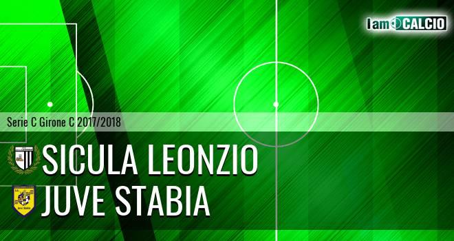 Sicula Leonzio - Juve Stabia