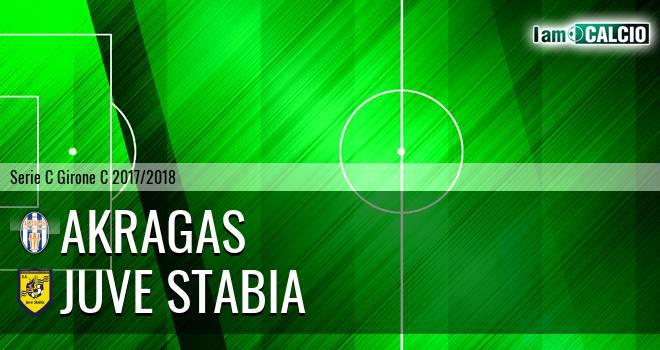 Olimpica Akragas - Juve Stabia