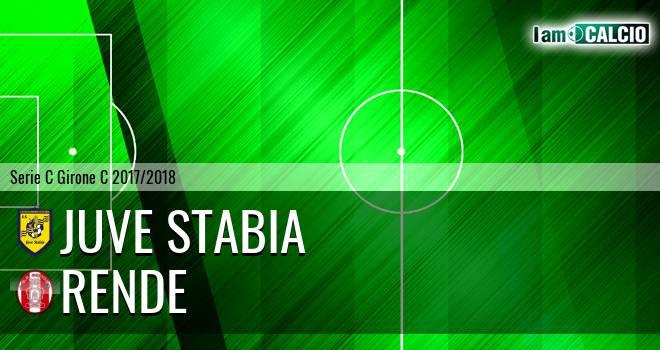 Juve Stabia - Rende