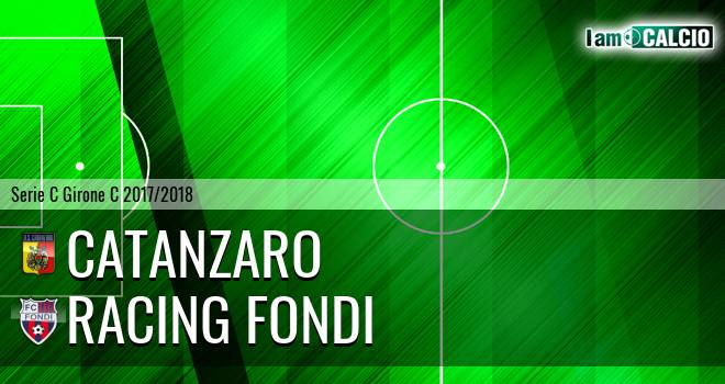 Catanzaro - Racing Fondi
