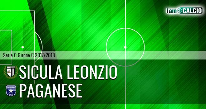 Sicula Leonzio - Paganese