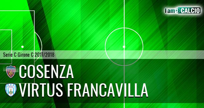 Cosenza - Virtus Francavilla