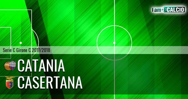 Catania - Casertana