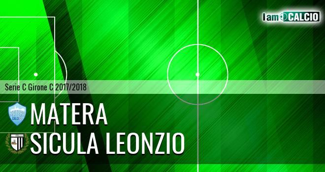 Matera - Sicula Leonzio