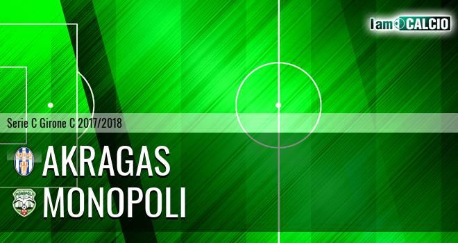Olimpica Akragas - Monopoli