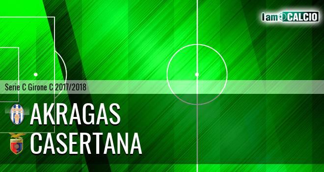 Akragas - Casertana